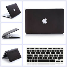 """2in1 Deep Coffee Quicksand Hard Case Cover Skin for MacBook Air11""""/ PRO 13"""" 15"""""""
