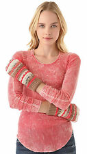 NEW Juicy Couture Gloves Pop Top Mixed Yarn Mittens 'pick color'