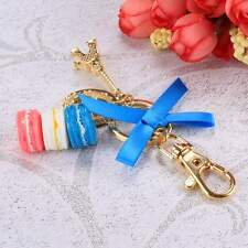 Fashion Hot Key Chains Rings Bag Charm Accessory Keychain #MS Beauty