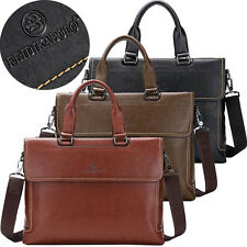 Men Handbag Laptop Briefcase Messenger Shoulder bag Tote Purse
