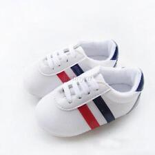 Unisex Baby New Soft Sole Crib Shoes PU Leather Anti-slip Shoes Toddler Sneakers