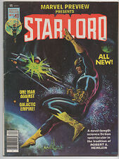 MARVEL PREVIEW  11  STARLORD STAR LORD  1977  JOHN BYRNE