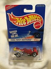 Hotwheels 1996, 1997 and 1998 First Edition Model Cars - Various Designs