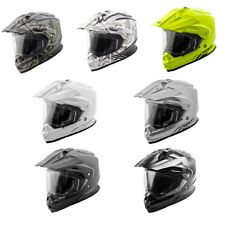 Adult FLY Racing Trekker Helmet Dual Sport ATV, Dirt Bike, MX, Motorcycle, Trail