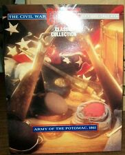 GI JOE CLASSIC COLLECTION CIVIL WAR ARMY OF THE POTOMAC 1861 NIB 1997  #sw-213