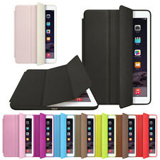 Luxury Auto-wake/sleep Smart Leather Stand Magnetic Case Cover For iPad Air 2