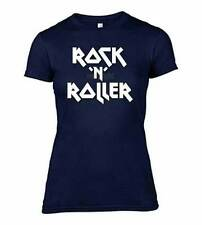 Rock N Roll Women Short Sleeve Tee Shirt