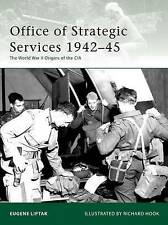 Office of Strategic Services 1942-45 'The World War II Origins of the CIA Liptak