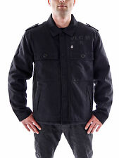 Volcom - D Winter Jacket Risk blau Collar Zip Logo