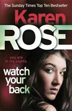 Watch Your Back (The Baltimore Series Book 4) ' Rose, Karen