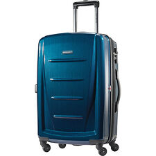 "Samsonite Winfield 2 Fashion 24"" Hardside Spinner Hardside Luggage NEW"