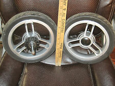 City Lite Single Stroller WHEELS ONLY Baby Jogger.