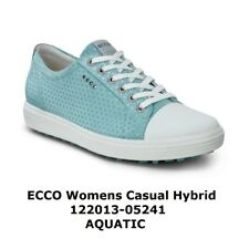 New Ecco Womens Golf Shoes Casual Hybrid Aquatic EU35 36 37 38 39 40 $160