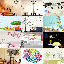 Removable Art Home Room Decor Vinyl Wall Sticker Decal Mural Various