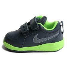 NEW Boy's Toddler's NIKE PICO Navy Blue/Green Sneakers Shoes