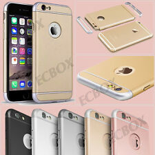 Luxury Ultra-thin Shockproof Armor Back Case Cover for Apple iPhone 6 6s / Plus