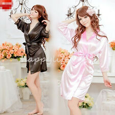 Sexy Women Lingerie Nightwear Dress Underwear Babydoll G-String Sleepwear s01