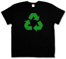 THE BIG BLACK VINTAGE RECYCLE LOGO II BANG THEORY T-SHIRT - Sheldon Nerd Cooper