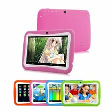 New 7'' Quad Core Andoid Tablet PC 8GB Dual Camera HD Touch Screen Kids Children