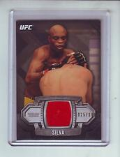 2014 TOPPS KNOCKOUT UFC RELIC ANDERSON SILVA  25/188