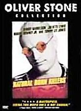 Woody Harrelson Juliette Lewis Natural Born Killers Oliver Stone Collection DVD