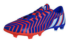 adidas Predator Absolion Instinct FG Mens Football Boots / Cleats Red and Purple