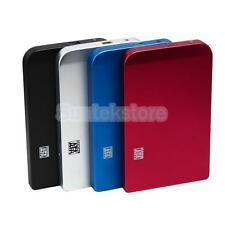 "USB 3.0 USB 2.0 Sata SATA 2.5"" Hard Disk Drive HDD External Enclosure Case Box"