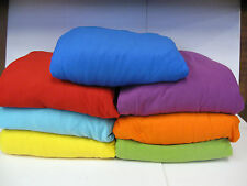 AQUA SOFA COVER--ALSO COMES IN COUCH  LOVESEAT CHAIR RECLINER FUTON SLIPCOVER