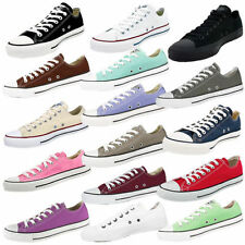 CONVERSE CHUCK TAYLOR ALL STAR OX SHOES SNEAKER CHUCKS LOW CLASSIC BASIC