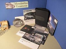 """2015 BMW M6 GRAN COUPE OWNERS MANUAL PACKAGE & CASE """"NICE & FREE U.S. SHIPPING"""""""