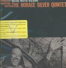 HORACE SILVER QUINTET - FINGER POPPIN' WITH THE HORACE SILVER QUINTET [REMASTER]