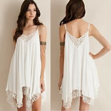 2016 Fashion Sexy Women Summer Casual Party Evening Cocktail Short Mini Dress TY