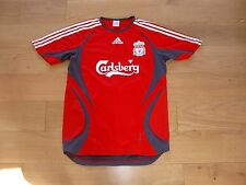 Adidas Liverpool Football Training Shirt/top/jersey/adult 36-38 inch chest