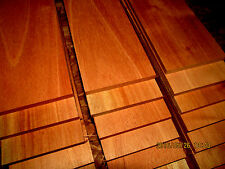 PACKAGES OF THIN PREMIUM KILN DRIED, SANDED EXOTIC SPANISH CEDAR LUMBER WOOD