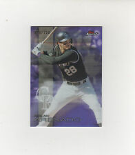 2016 TOPPS FINEST NOLAN AENADO AMETHYST PARALLEL SUB SET CARD 016/250