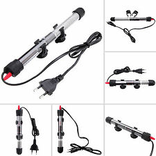 Thermostat Submersible Adjustable Water Heater Heating Rod Aquarium Fish Tank