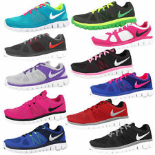 NIKE FLEX 2014 RUN GS RUNNING SHOES TRAINERS FREE TRAINERS DIFFERENT COLORS