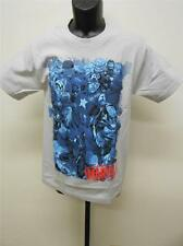 NEW Marvel Wolverine Spiderman Captain America Mens Sizes S-M-L-XL Shirt