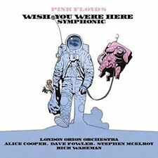 Pink Floyd's Wish You Were Here Symphonic - Scholes / London Orion Orchestra LP