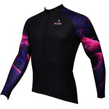 Men Long Sleeve Cycling Jersey Bicycle Bike Rider Sport Apparel Rider C365