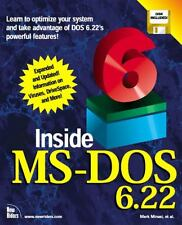 Inside MS-DOS 6.22 by Mark Minasi, 3rd Edition
