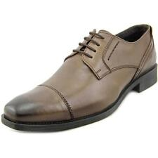 Giorgio Brutini Kern Men  Cap Toe Leather Brown Oxford