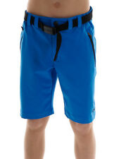 CMP Walkshort Bermudas Shorts blau Belt Stretch Pockets