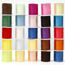 10/100 Yards Strong Crystal Elastic Stretchy String Cord Thread Beading Durable