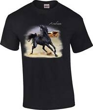 Cowboy Cowgirl Beautiful Arabian Horse T-Shirt