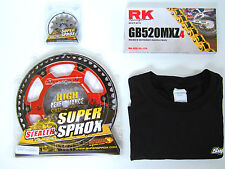 Supersprox USA Sprocket Kit Chain Rear Front KTM SX EXC XC MXC 125 - 690 01 - 16