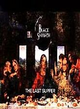 BLACK SABBATH THE LAST SUPPER (DVD, 1999)