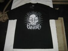 New Black Old English Brand Clownin t-shirt - size XL & 3XL - Chicano West Coast