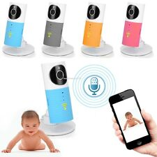 Wireless WIFI IP Camera Baby Care Monitor Video Audio Security Night Vision 720P