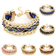 Link Chain Bracelet Metal Bracelet Ethnic Fashion Jewellery Fashion
